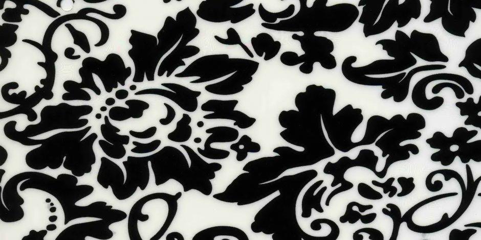 Флоренция Черно-белая - CC7048