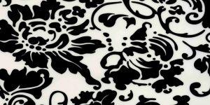 Флоренция Черно-белая - CC9050
