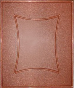 Рамка с вогнутым прямоугольником