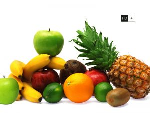 Tropic Fruits - 8751x2592